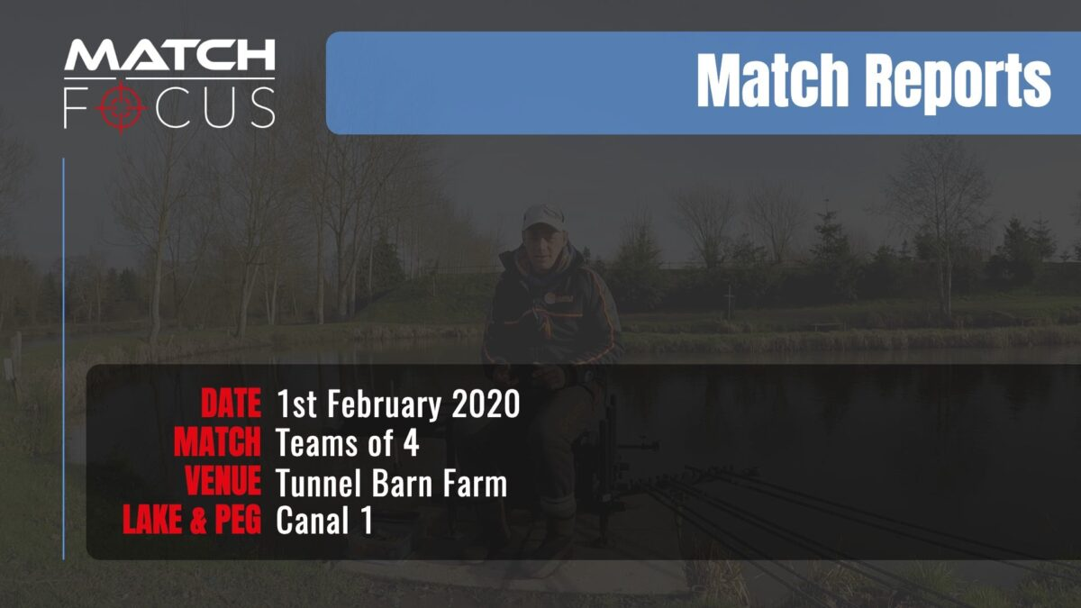 Teams 4 R9 – 1st February 2020 Match Report