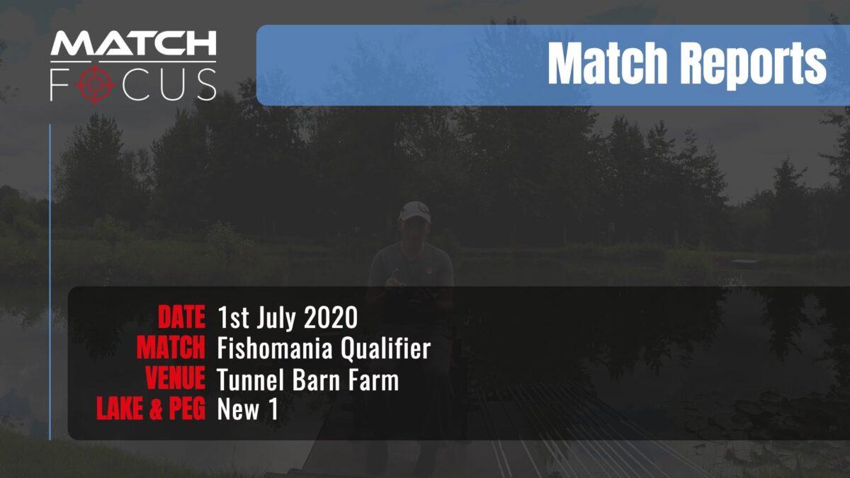 Fishomania Qualifier – 1st July 2020 Match Report