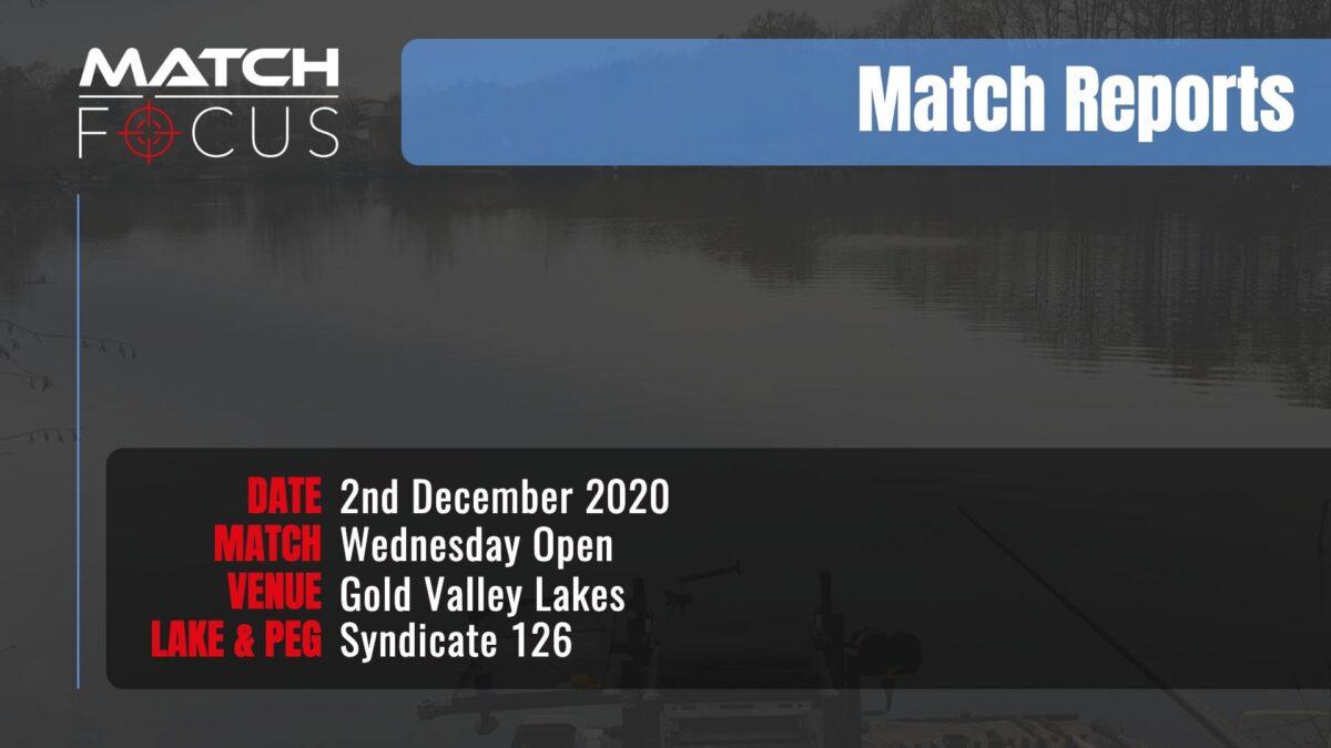 Wednesday Open – 2nd December 2020 Match Report