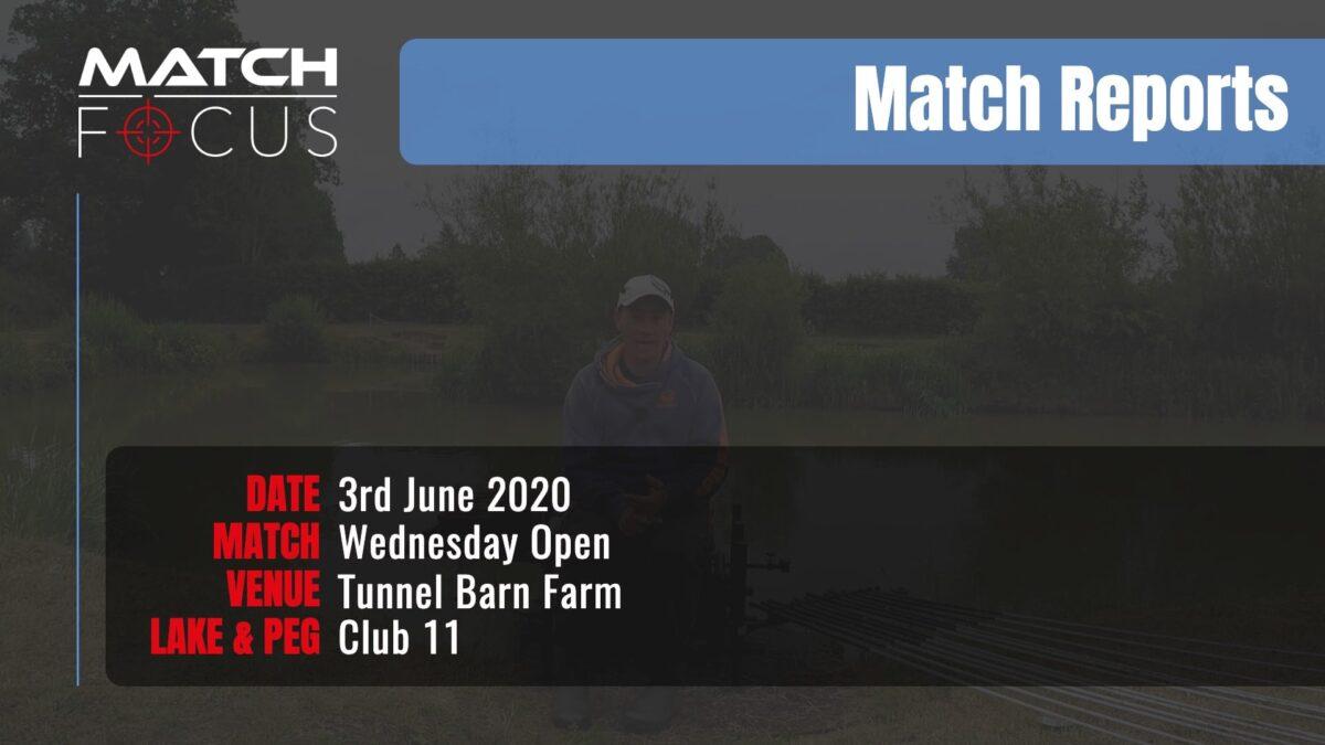 Wednesday Open – 3rd June 2020 Match Report