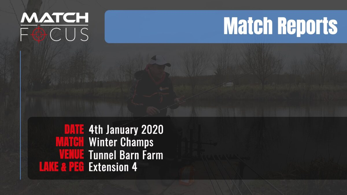 Saturday Catch More Media Individual – 4th January 2020 Match Report
