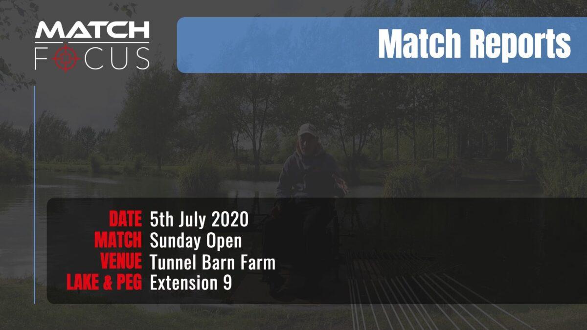 Sunday Open – 5th July 2020 Match Report
