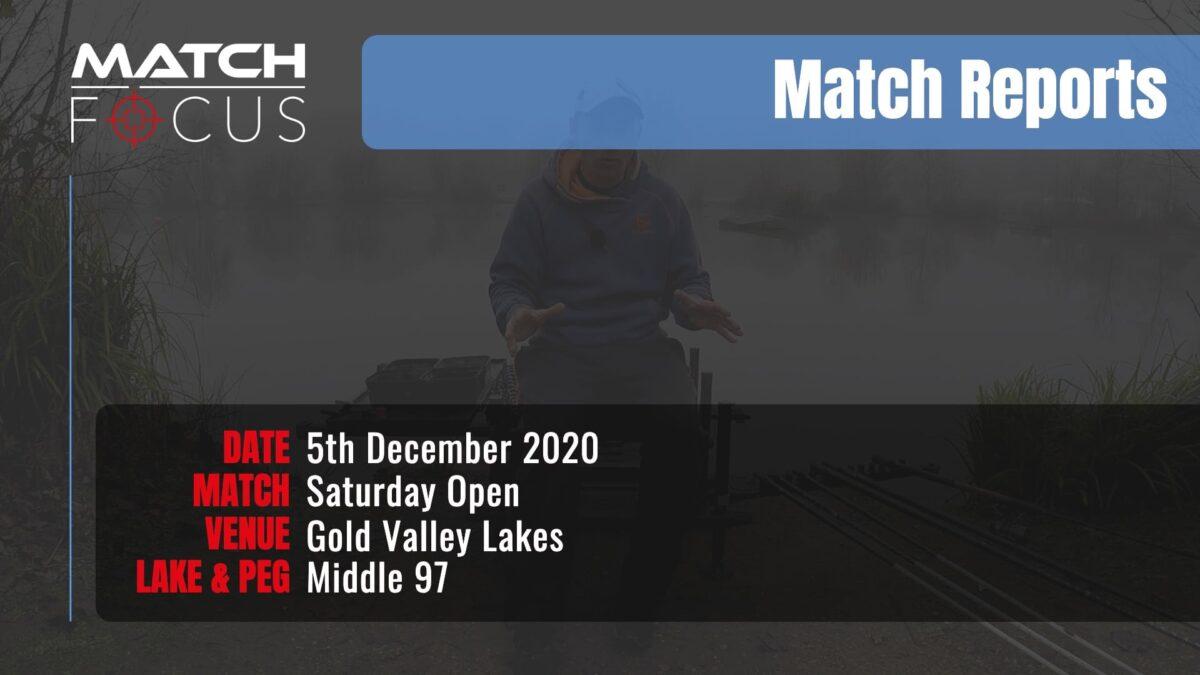 Saturday Open – 5th December 2020 Match Report