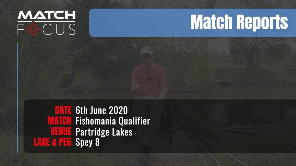Fishomania Qualifier – 6th June 2020 Match Report