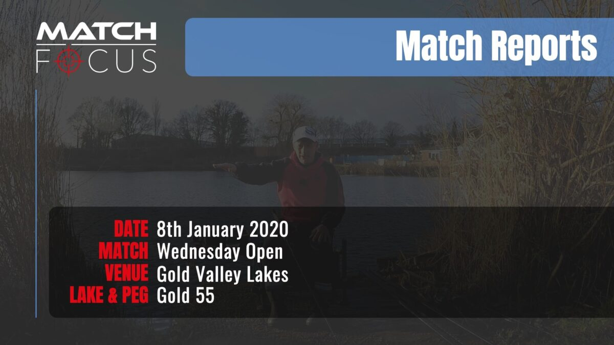 Wednesday Open – 8th January 2020 Match Report