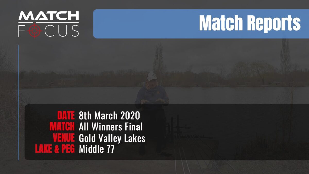 Sunday All Winners Final – 8th March 2020 Match Report