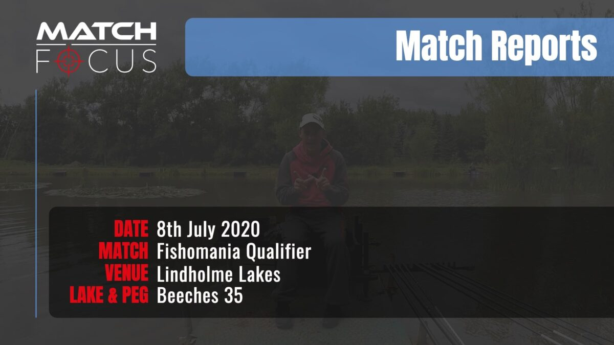 Fishomania Qualifier – 8th July 2020 Match Report