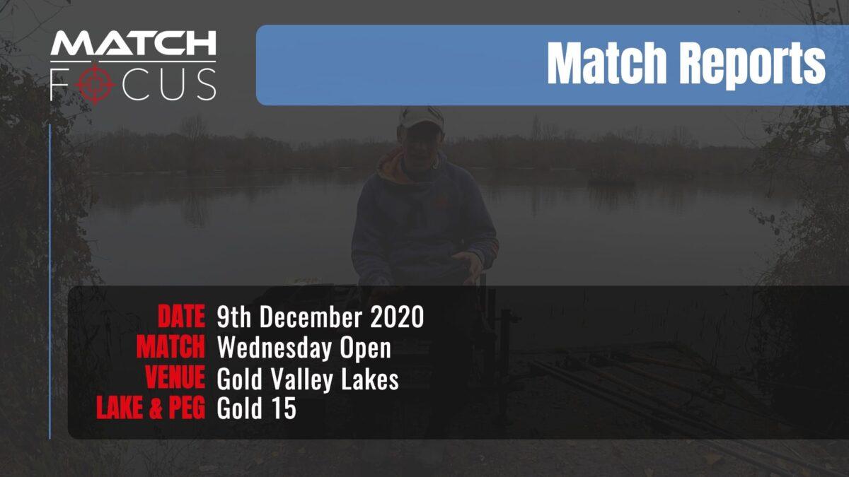 Wednesday Open – 9th December 2020 Match Report