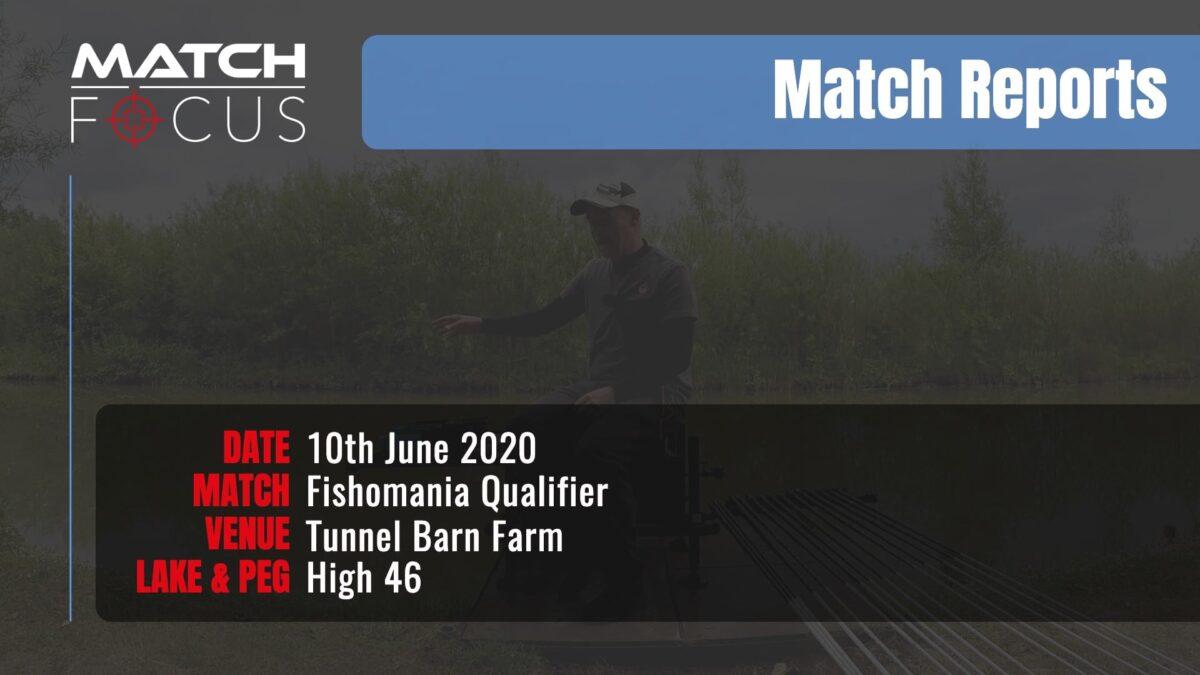 Fishomania Qualifier – 10th June 2020 Match Report
