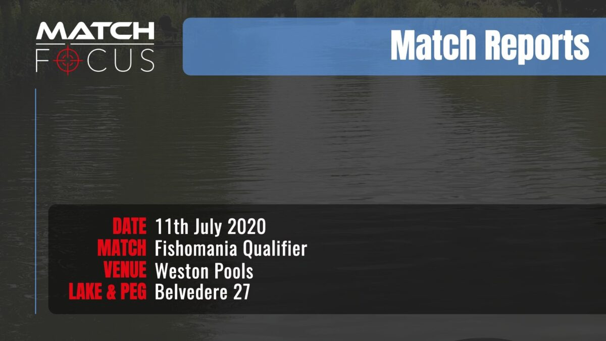 Fishomania Qualifier – 11th July 2020 Match Report