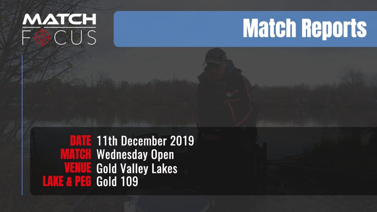 Wednesday Oepn – 11th December 2019 Match Report
