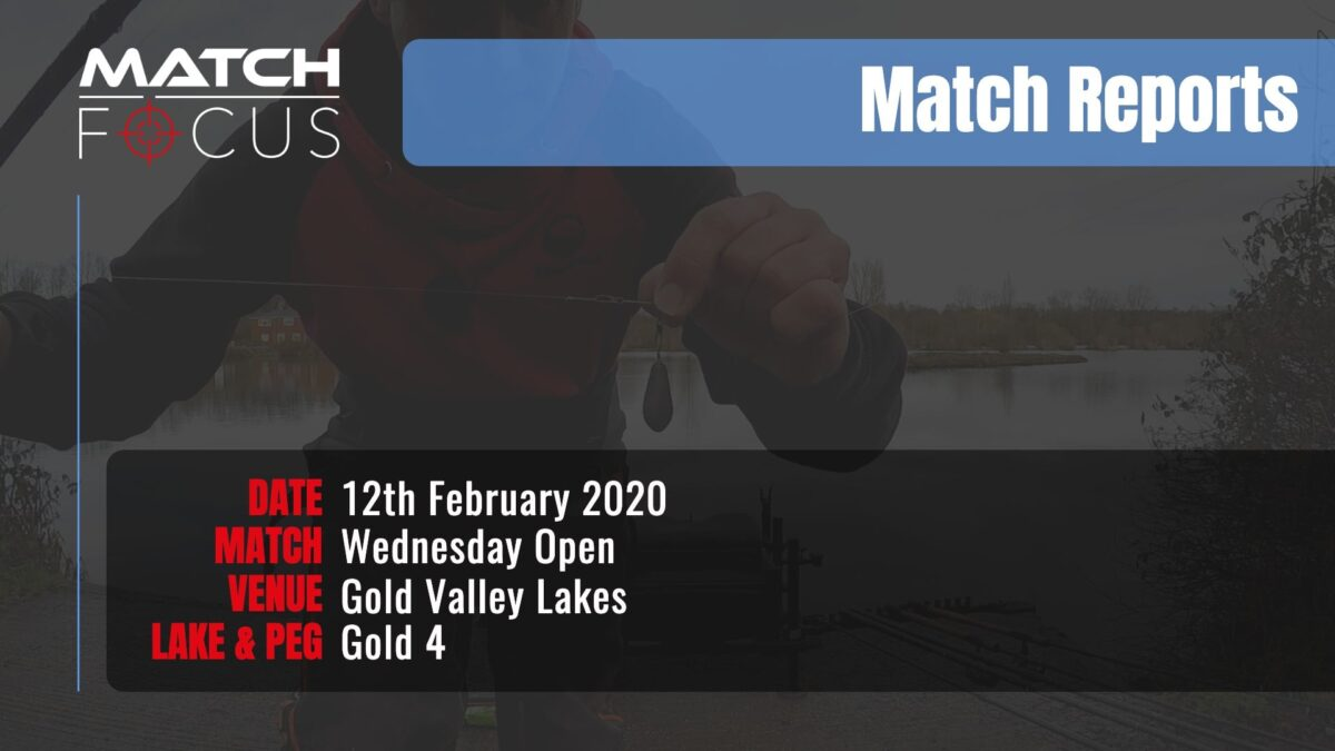 Wednesday Open – 12th February 2020 Match Report