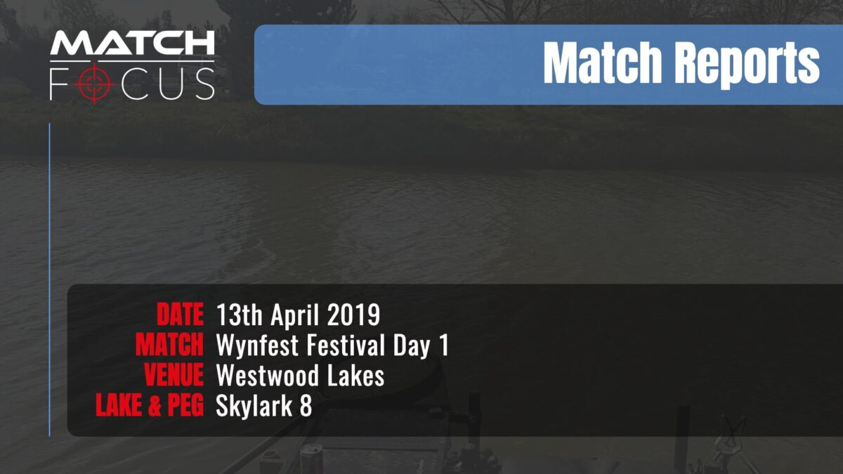 Wynfest Festival Day 1 – 13th April 2019 Match Report