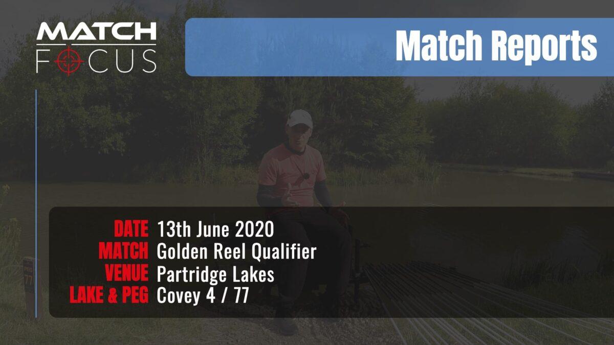 Golden Reel Qualifier – 13th June 2020 Match Report