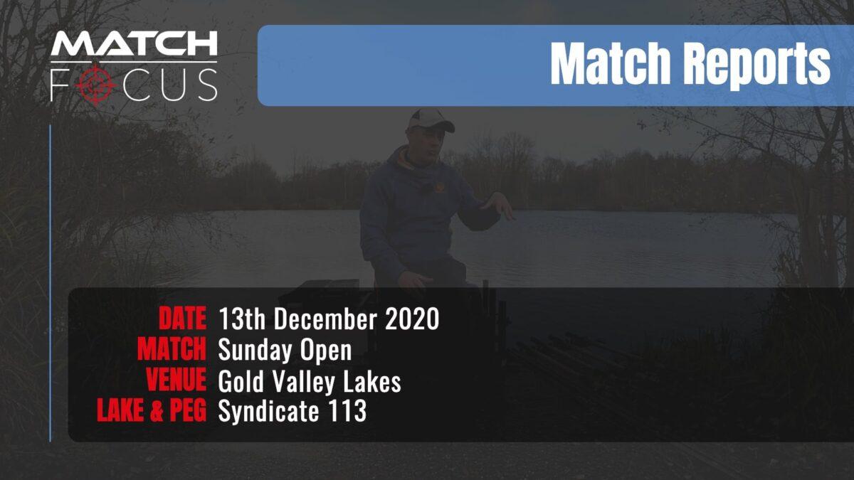 Saturday Open – 13th December 2020 Match Report