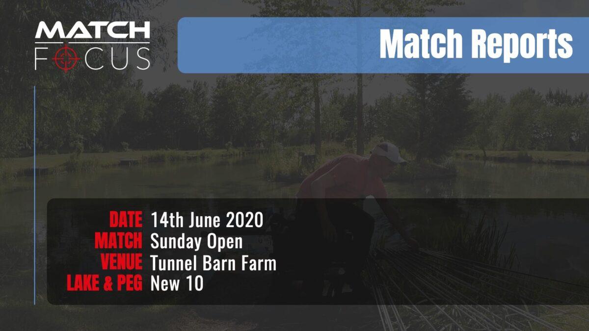 Sunday Open  – 14th June 2020 Match Report