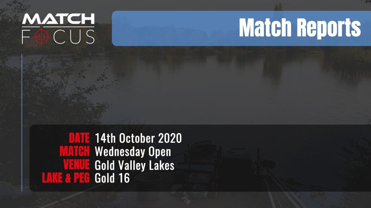 Wednesday Open – 14th October 2020 Match Report