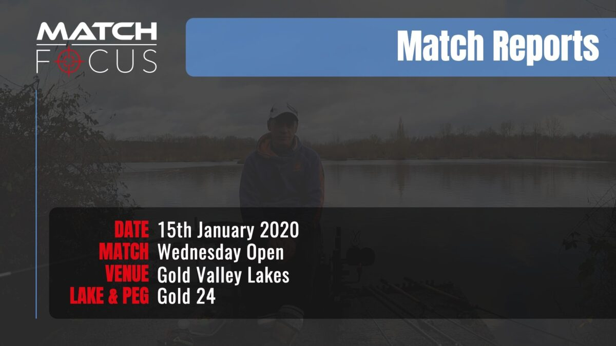 Wednesday Open – 15th January 2020 Match Report