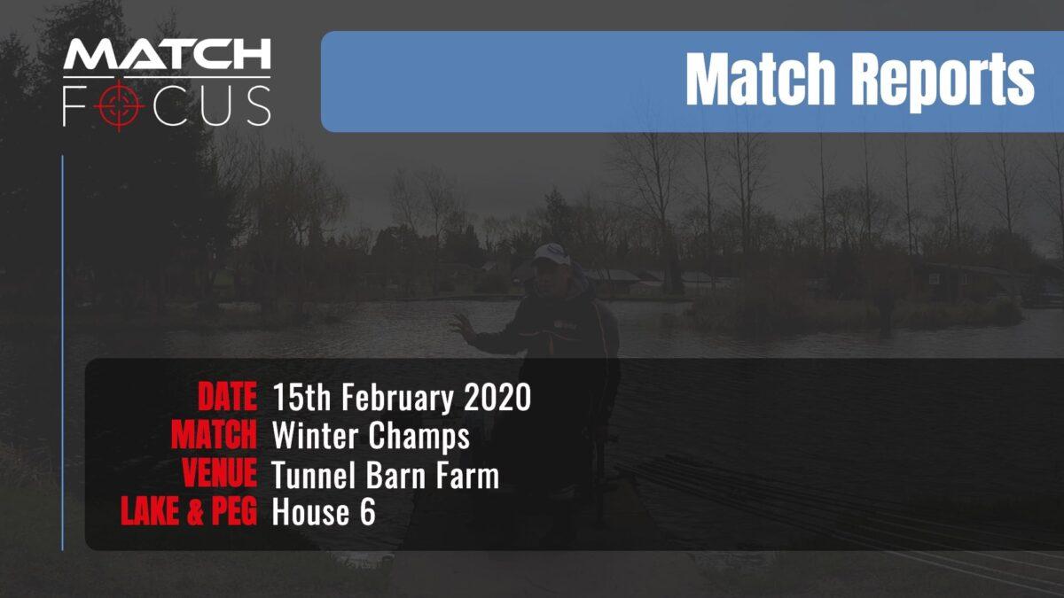 Saturday Catch More Media Individual Final Round –  15th February 2020 Match Report