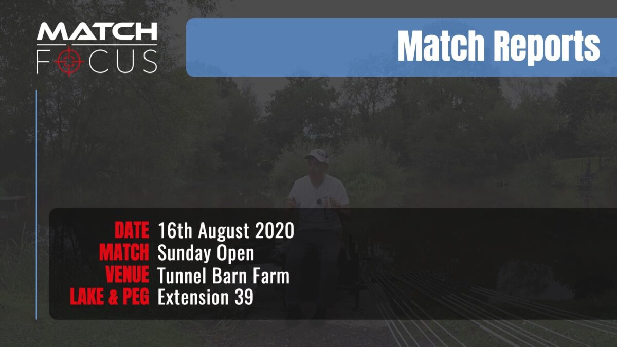 Sunday Open – 16th August 2020 Match Report