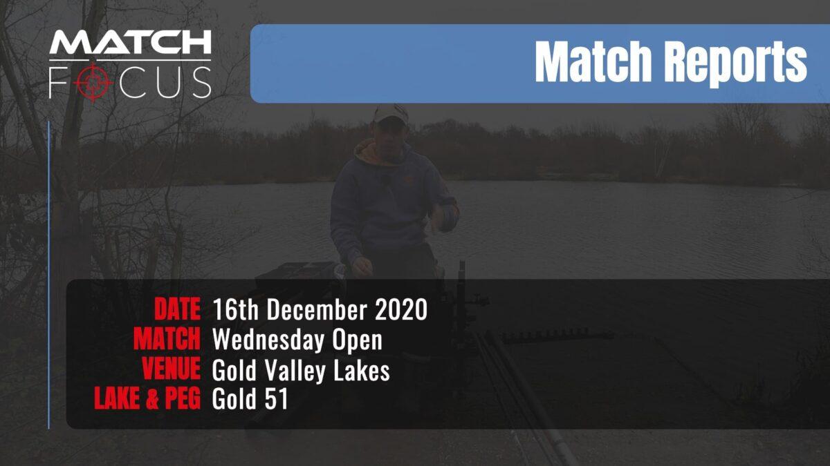 Wednesday Open – 16th December 2020 Match Report
