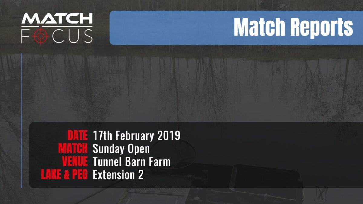 Sunday Open – 17th February 2019 Match Report