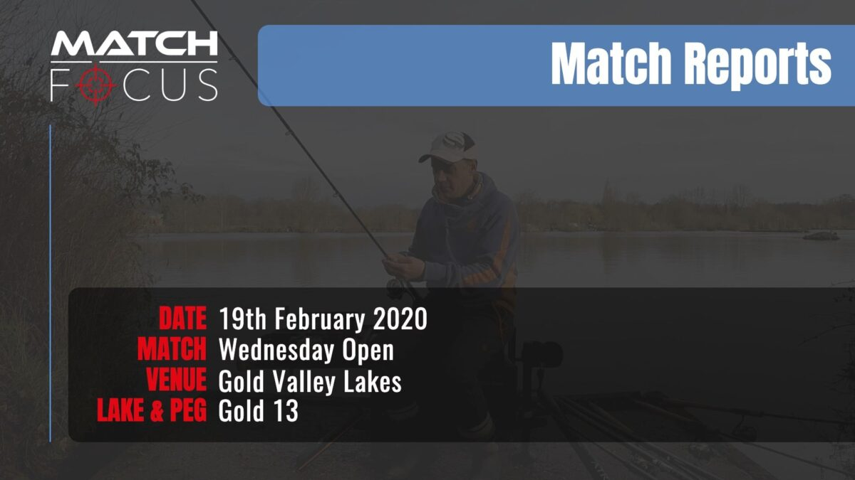 Wednesday Open – 19th February 2020 Match Report