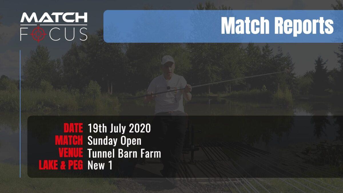 Sunday Open – 19th July 2020 Match Report