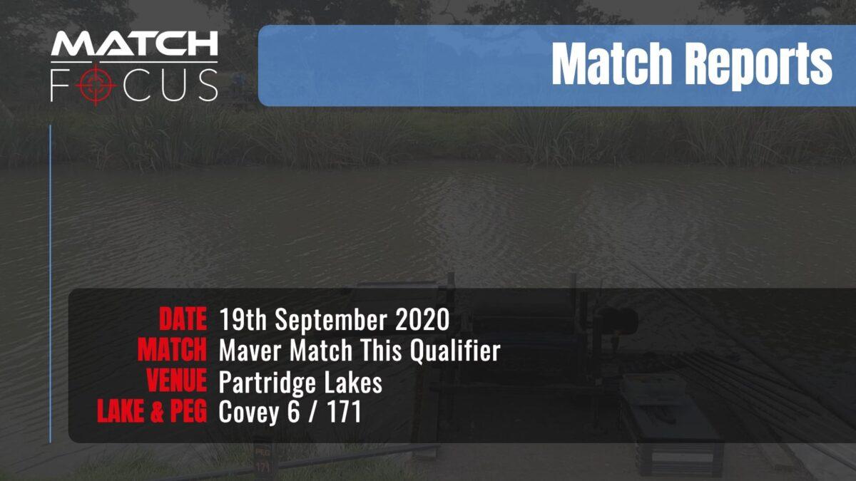 Maver Match This Qualifier – 19th September 2020 Match Report