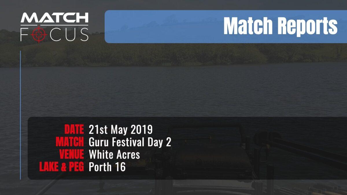 Guru Festival Day 2 – 21st May 2019 Match Report