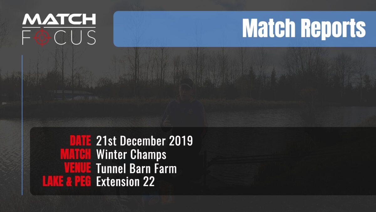 Saturday Catch More Media Individual – 21st December 2019 Match Report