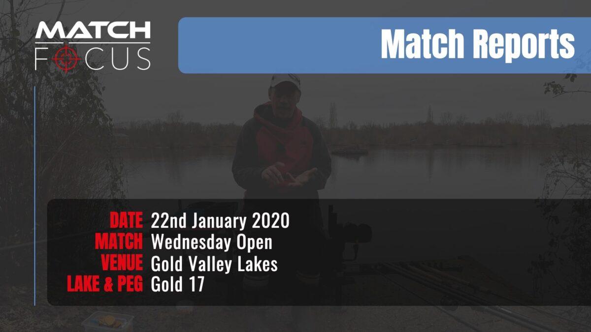 Wednesday Open – 22nd January 2020 Match Report
