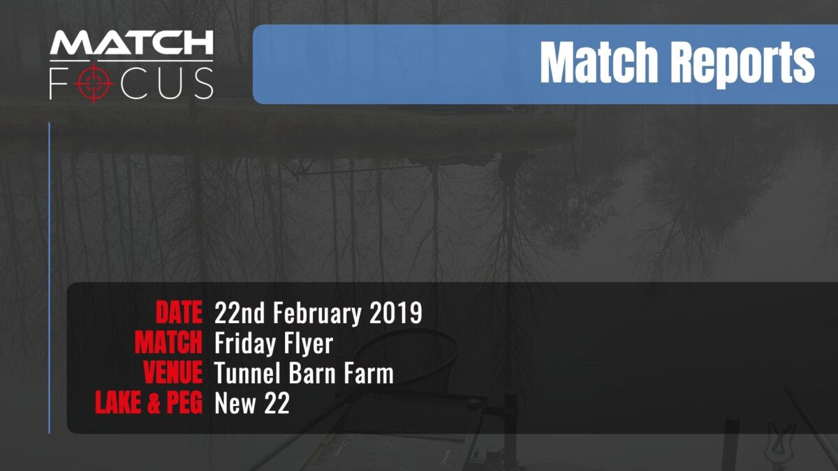 Friday Flyer -22nd February 2019 Match Report
