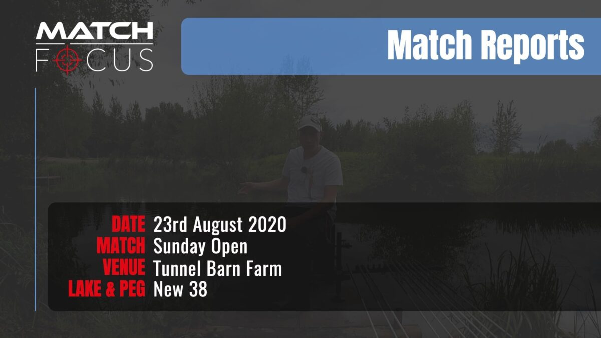 Sunday Open – 23rd August 2020 Match Report