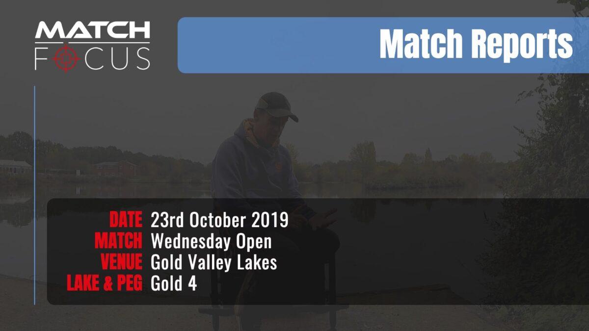 Wednesday Open – 23rd October 2019 Match Report