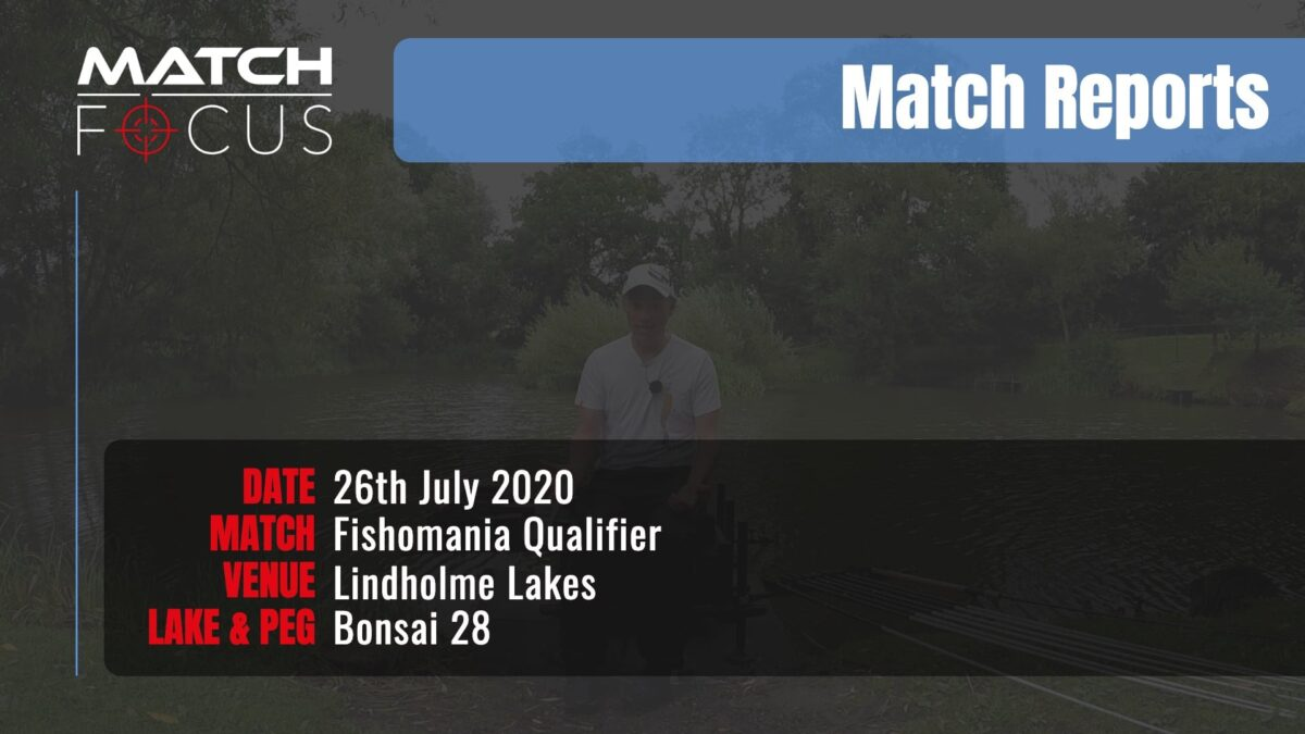 Fishomania Qualifier – 26th July 2020 Match Report