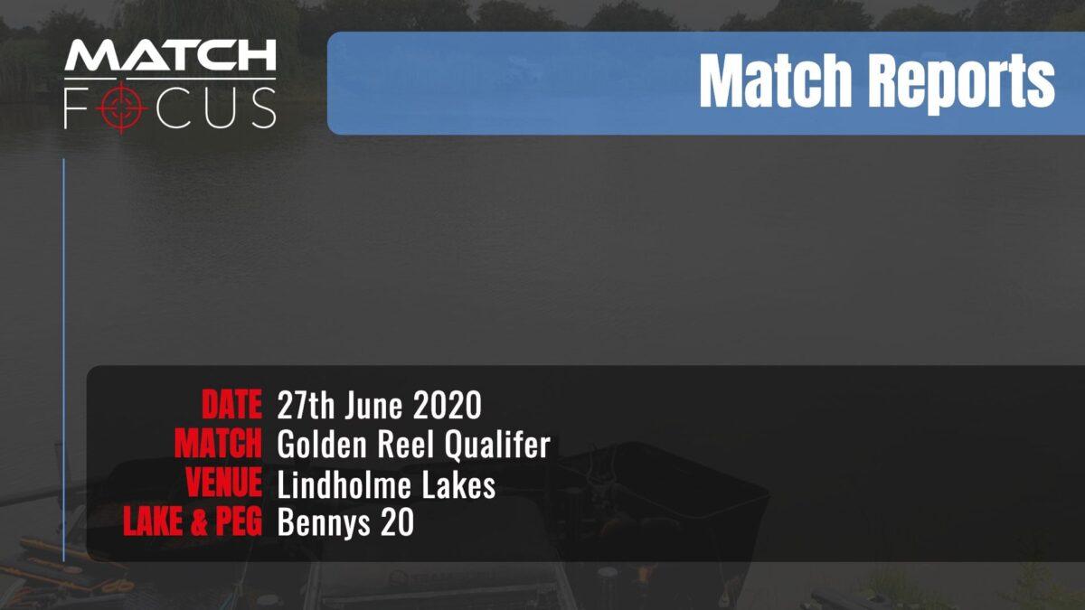 Golden Reel Qualifier – 27th June 2020 Match Report
