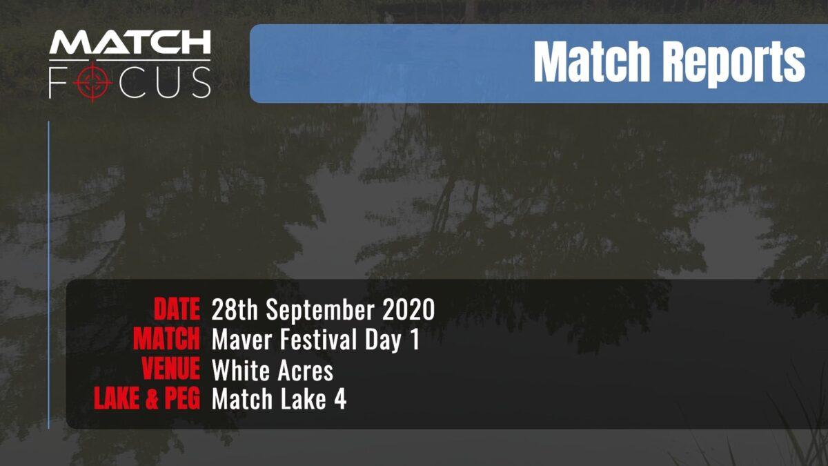 Maver Festival Day 1 – 28th September 2020 Match Report