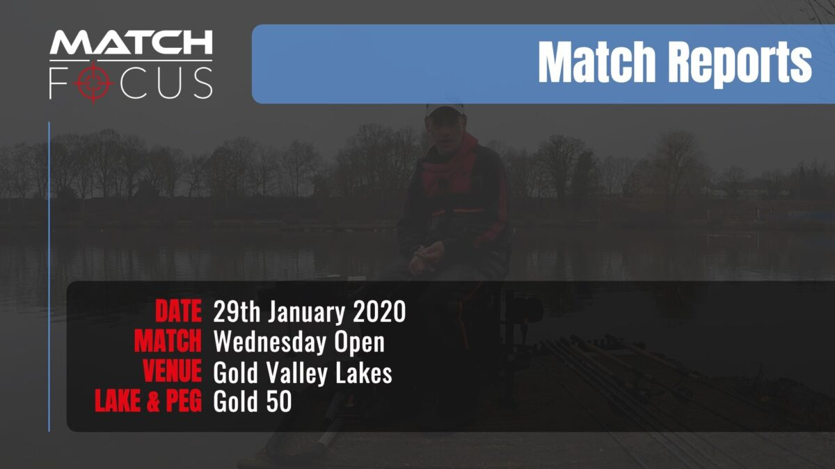 Wednesday Open – 29th January 2020 Match Report