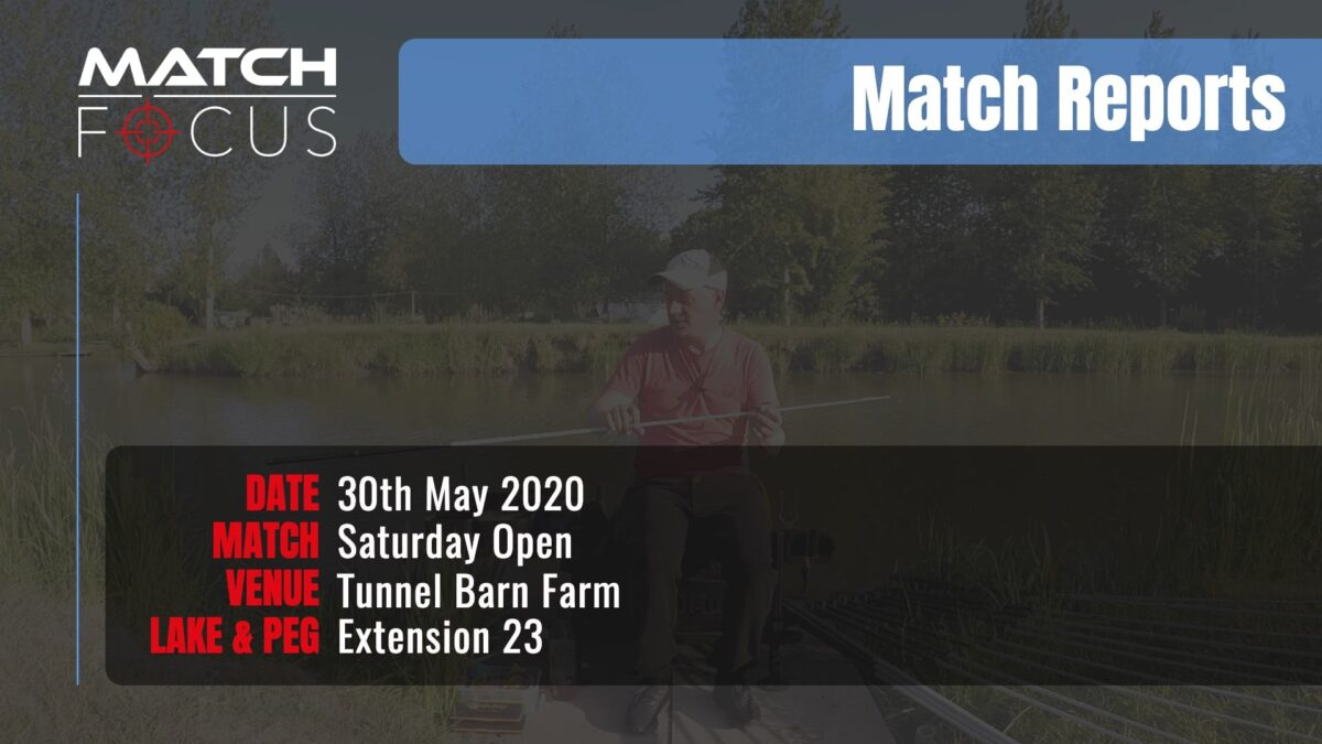 Saturday Open – 30th May 2020 Match Report