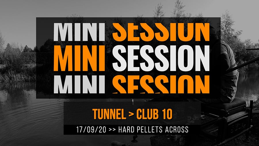 Tunnel Club 10 – Hard pellets across