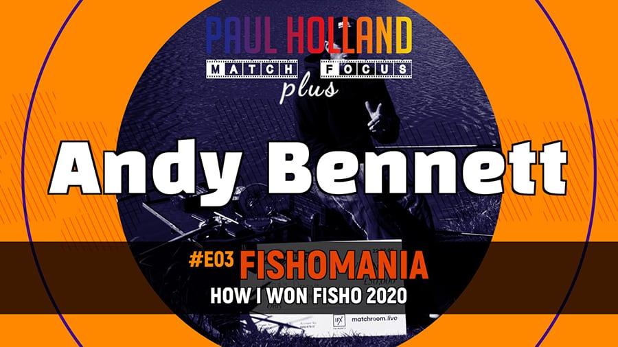 #E3 – Fishomania – How I won Fisho 2020