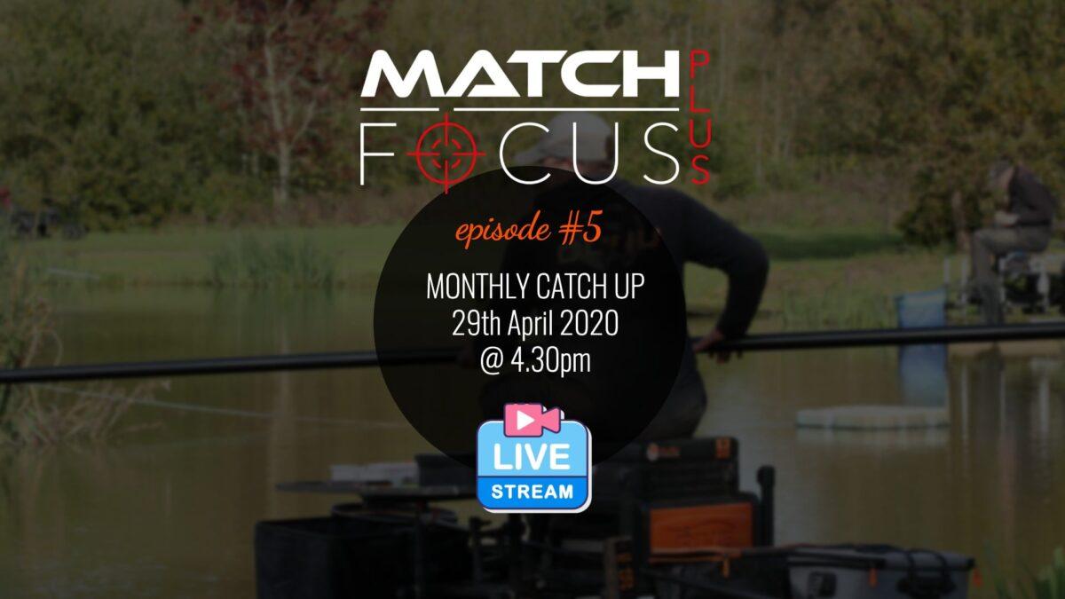 Match Focus Plus Live – 29th April 2020