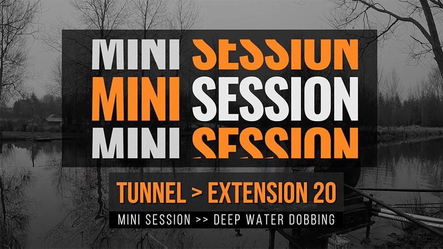 Tunnel Barn Extension 20 – Deep Water Dobbing