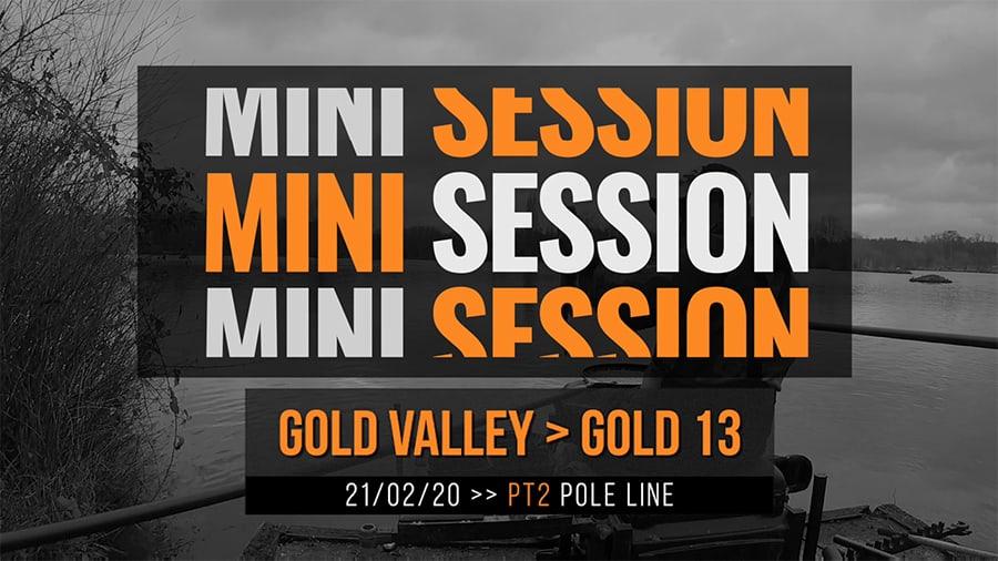 Gold Valley Gold 13 – PT2 Pole Line