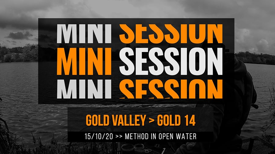 Gold Valley Gold 14 – Method in open water