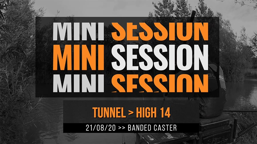 Tunnel High 14 – Banded Caster