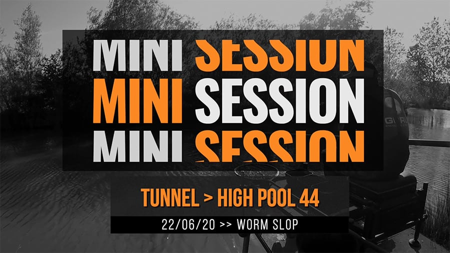 Tunnel High Pool 44 – Worm Slop