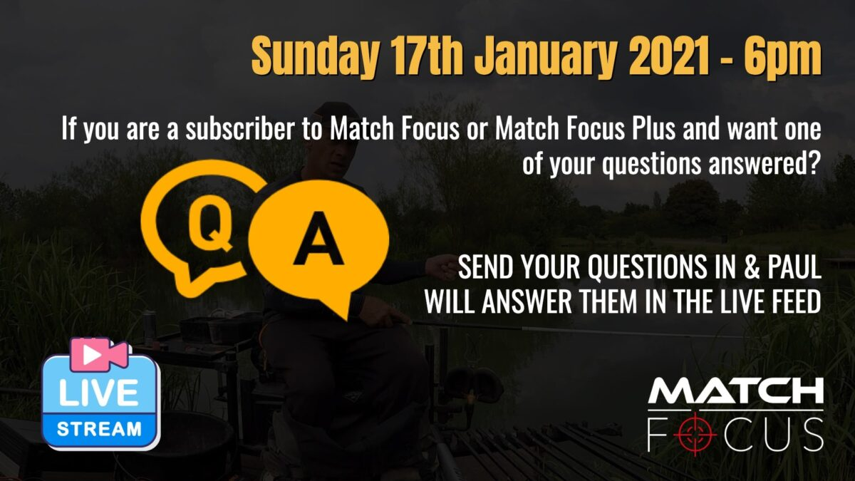 Live – Questions Answered – 17th January 2021