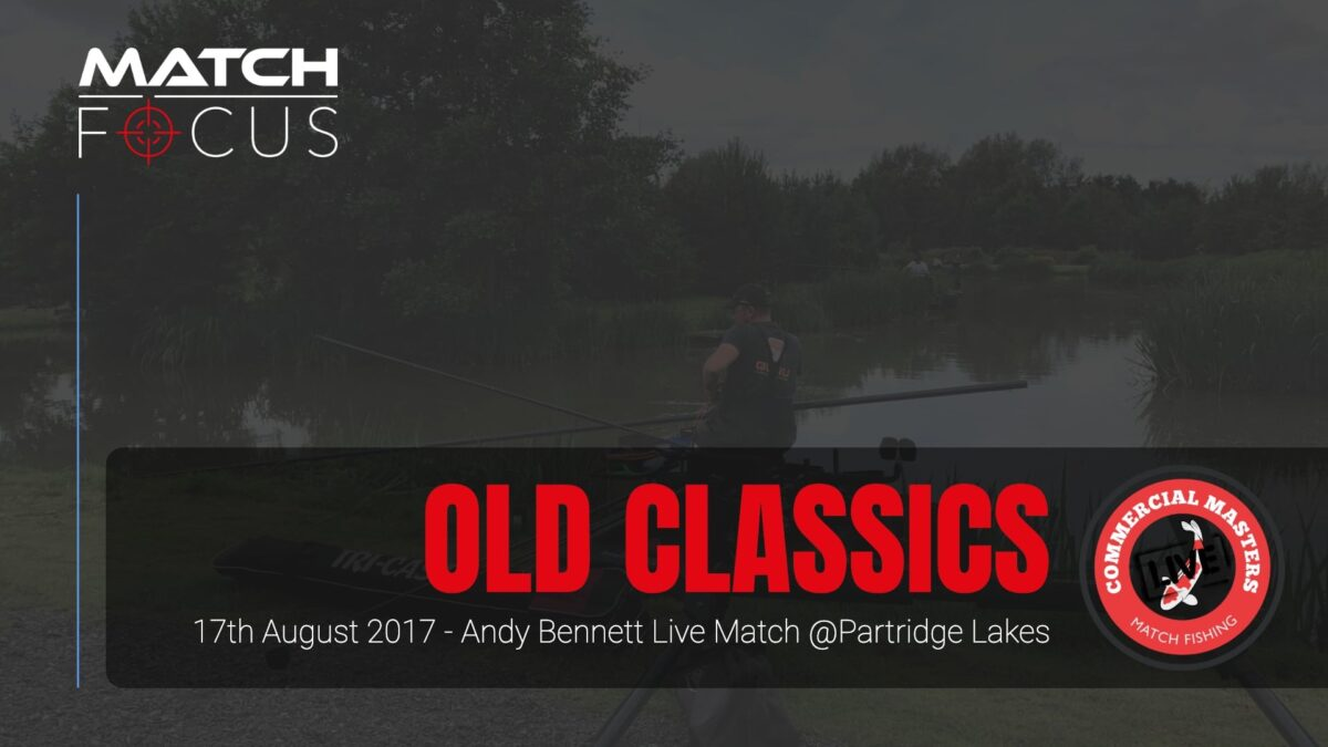 Commercial Masters Classics – Live Match #1